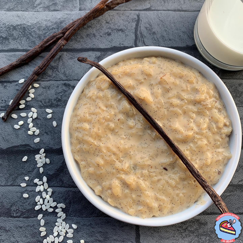 Riz au lait du Chef Pascal Hainigue