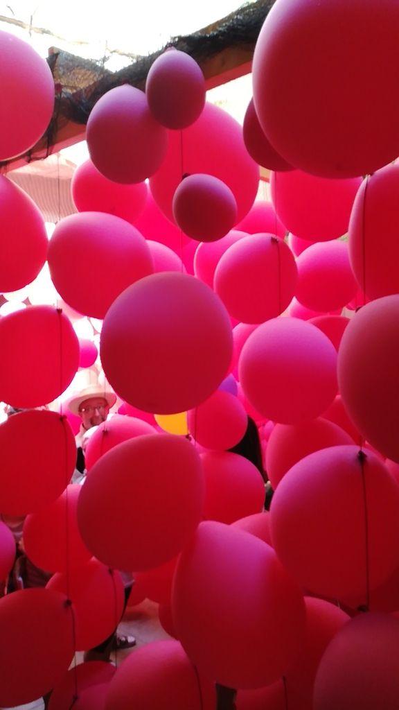 Ballons d'art