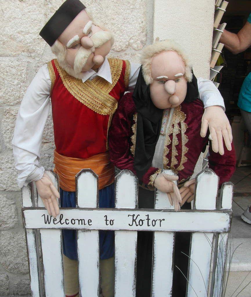 Visite de Kotor !!!