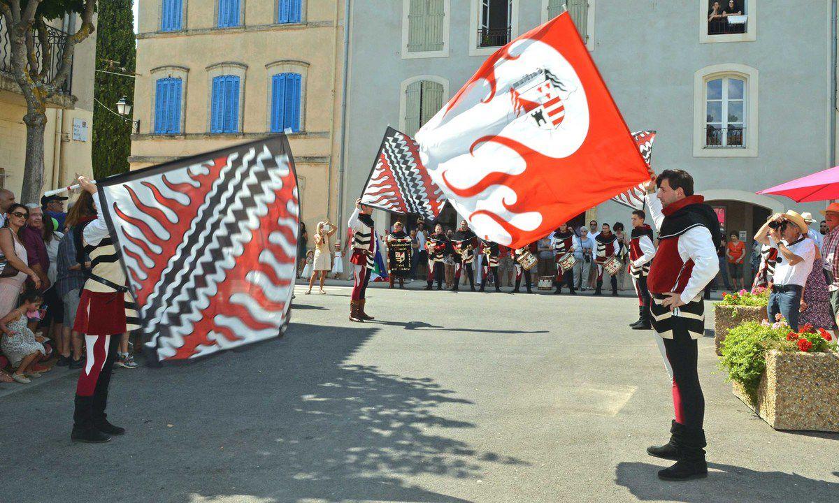 LA BASTIDE DES JOURDANS : 4 jours à l'heures italienne avec les habitants de Calvi dell'Umbria