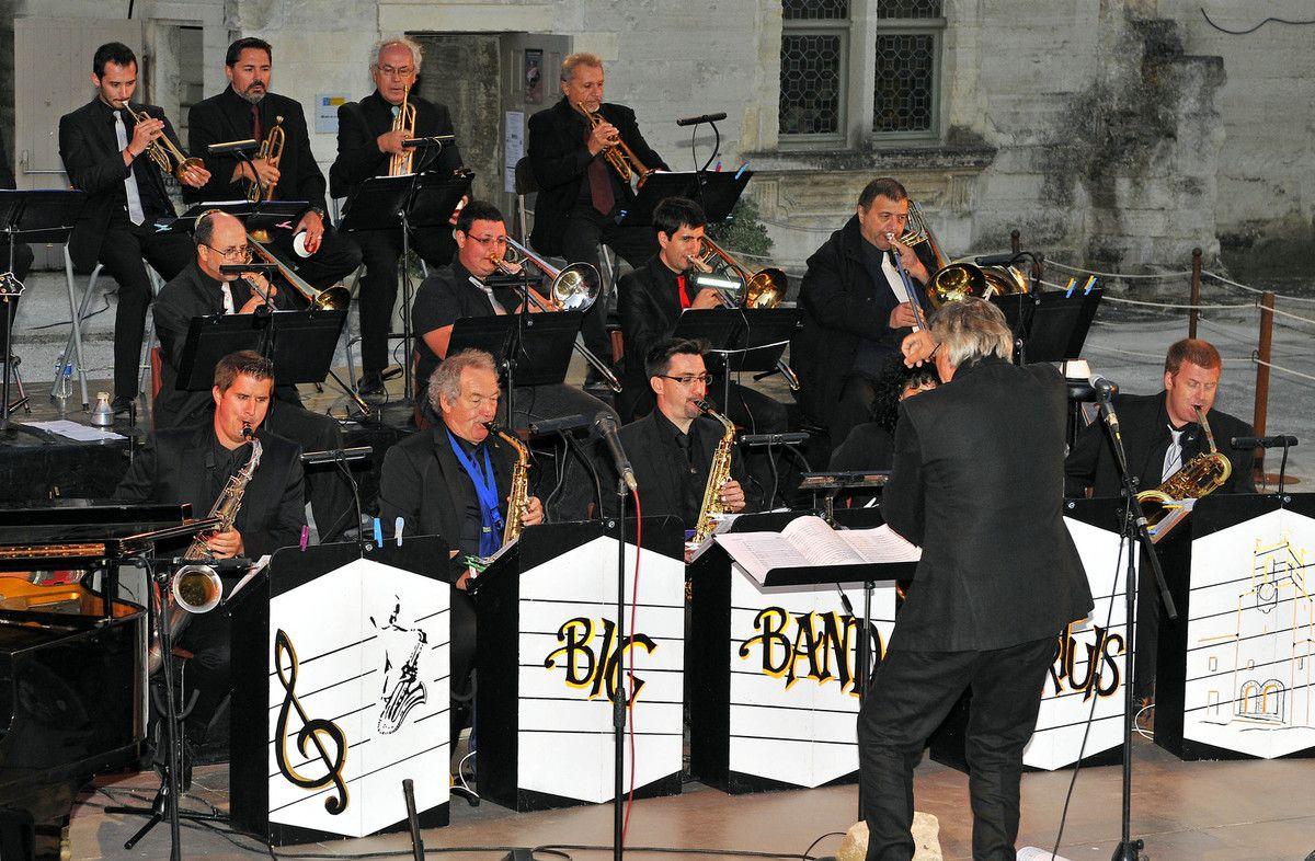 PERTUIS : Lundi 6 août 2018 , le 20e Festival de Big Band démarre