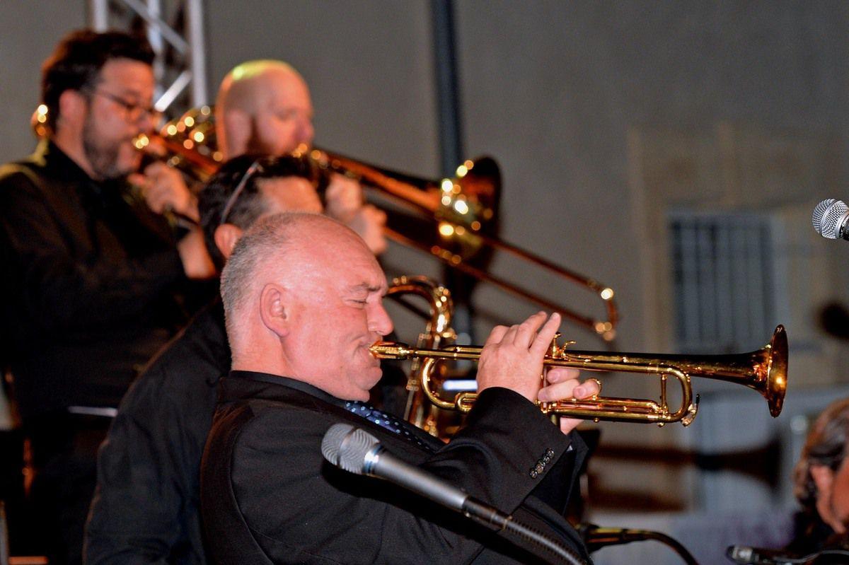 Photos AC : Une légende du Jazz mondial : Jammes MORRISON pour le 21e Festival de BB de Pertuis