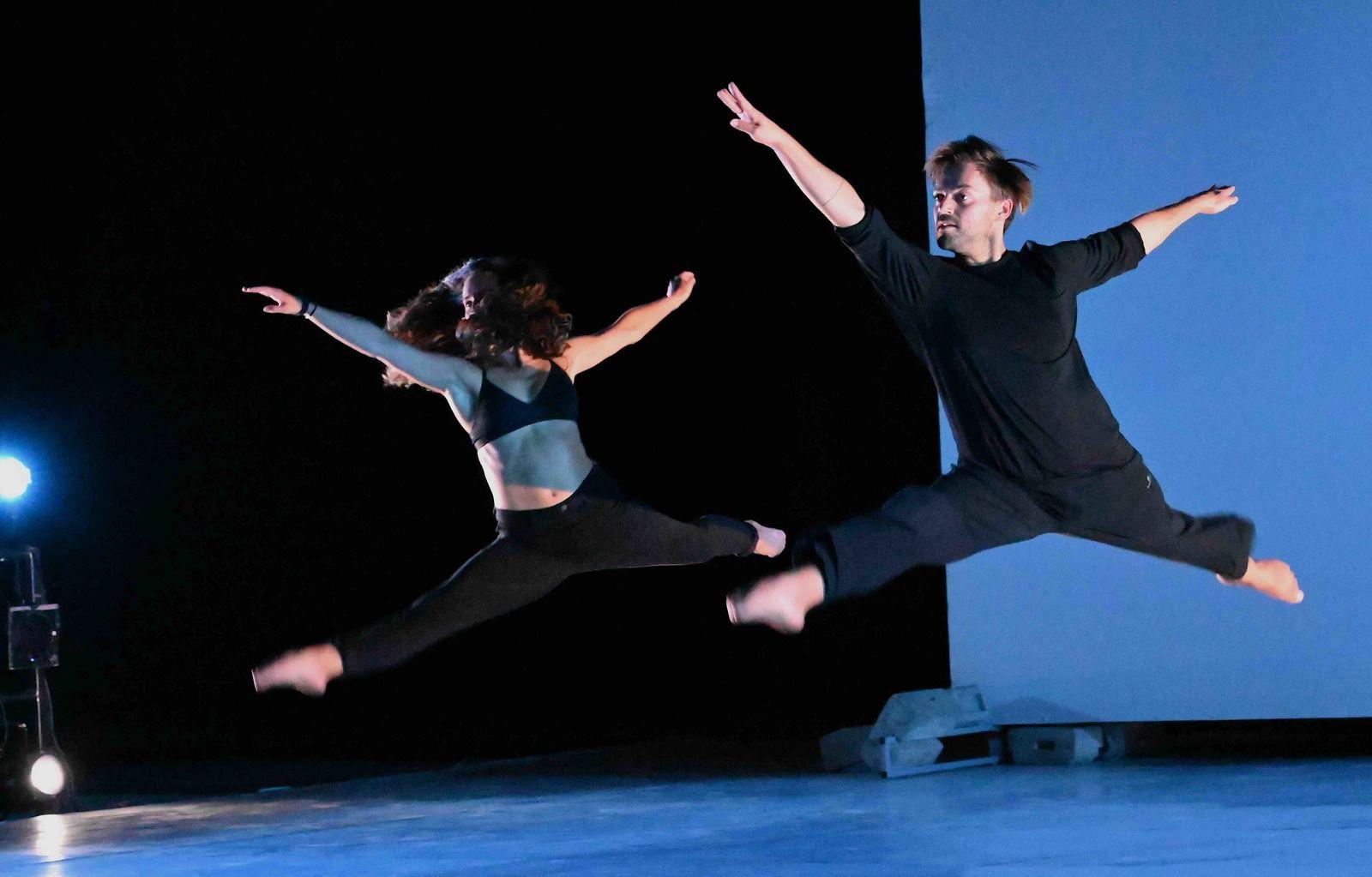 LA TOUR D'AIGUES  : Une soirée exceptionnelle de danse avec la Compagnie Grenade de Josette Baïz