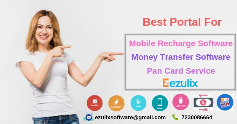 Get Best Pan Card, Money Transfer and, Mobile Recharge Services with