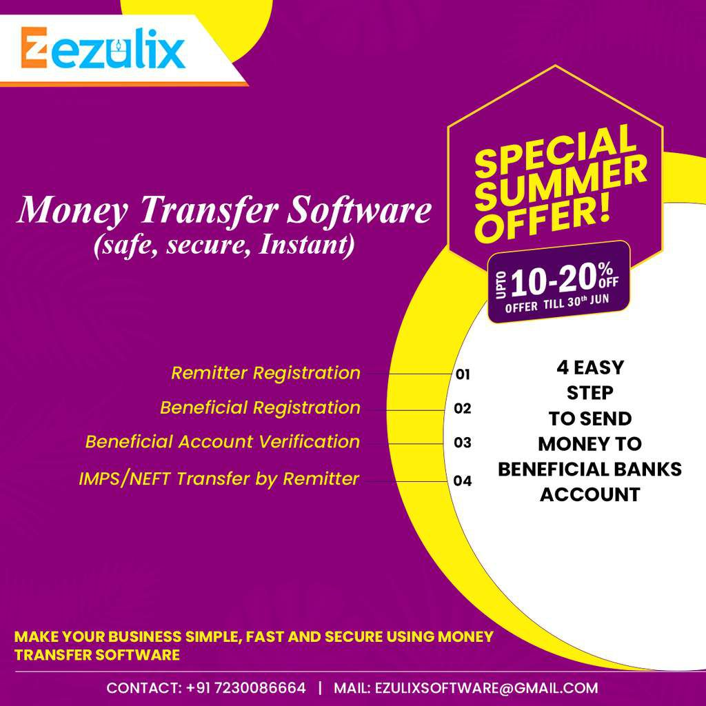 Get Best Money Transfer For Remittance Service And