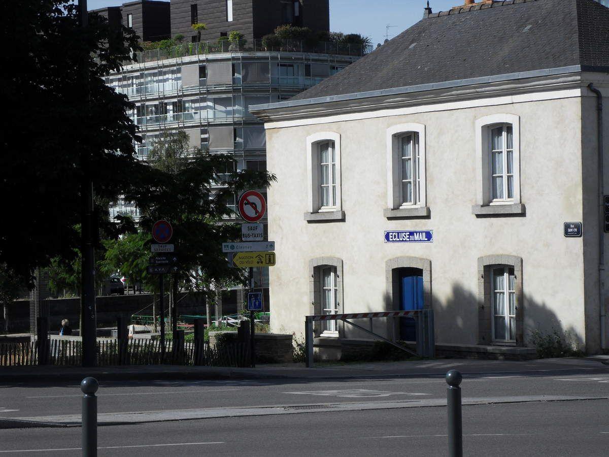 """""""Le Canal d'Ille et Rance"""" : Etape 1 - Rennes / St Médard sur Ille AR - 55,0 km"""