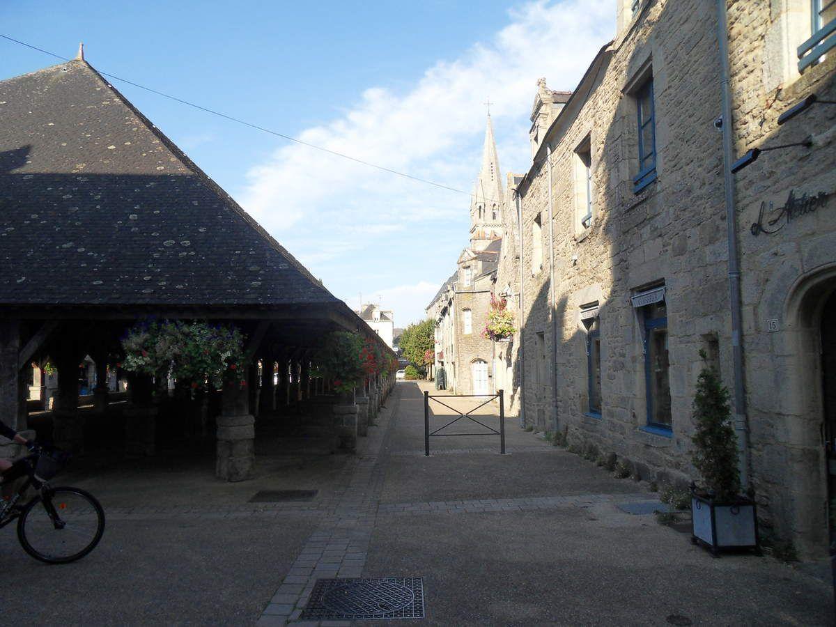 """""""Evran à Questembert"""" : Etape 5 - St Marcel / Questembert AR - 48,4 km"""