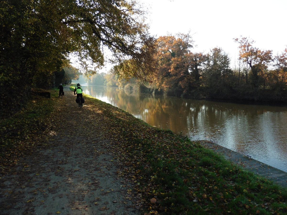 "Boucle ""Rennes Sud / Bruz"" - 49,4 km"