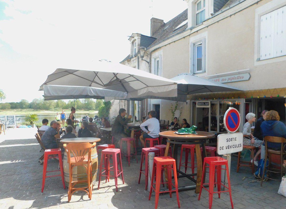 La Loire de Tours à Nantes