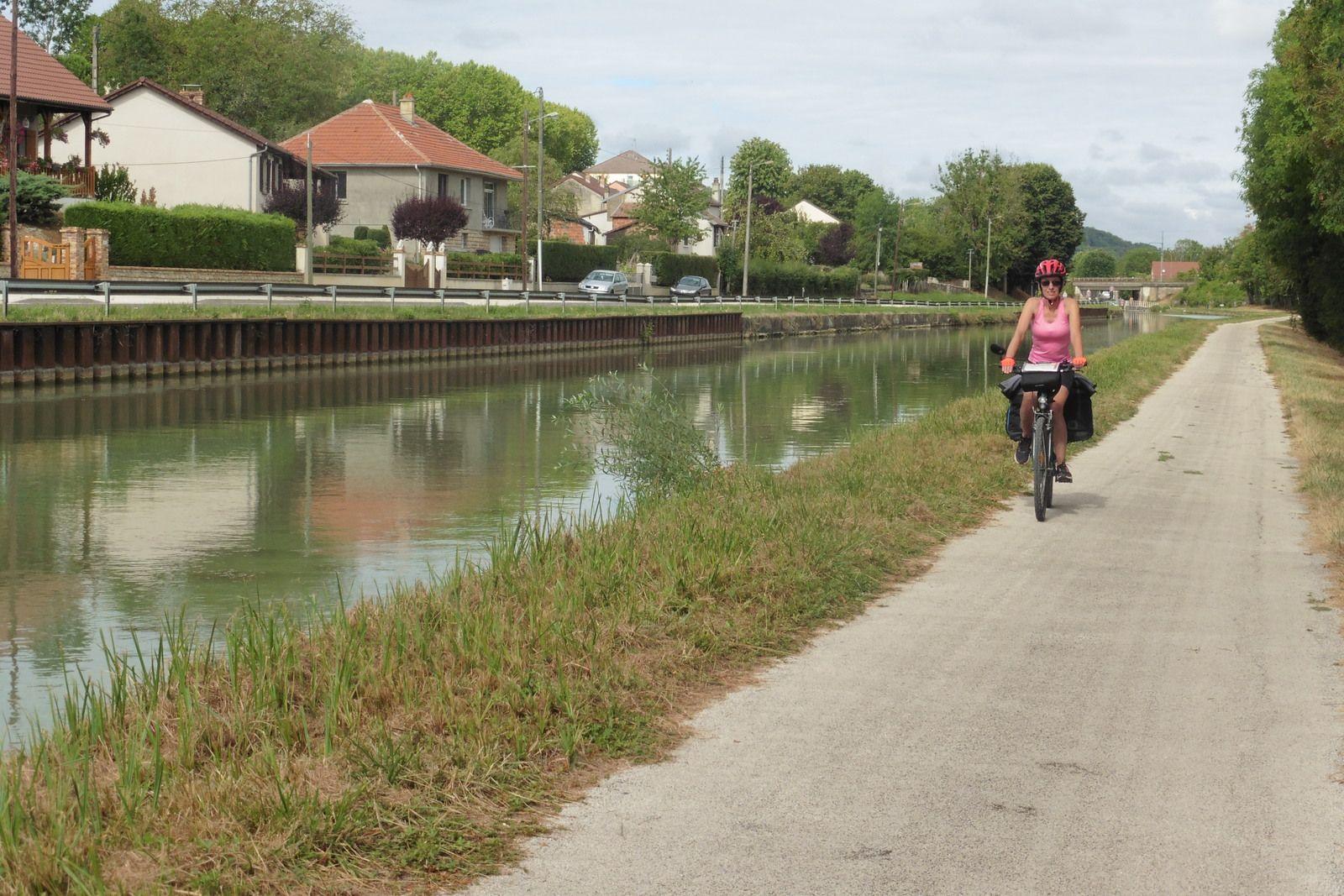 Le Tour de Bourgogne - Etape 2 - Buffon/Maconge - 77,7 km