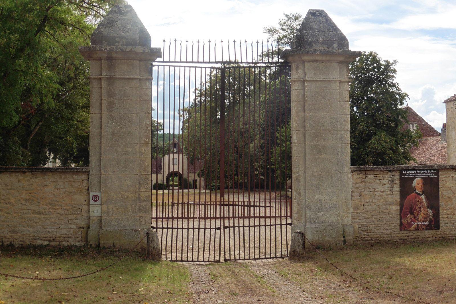Le Tour de Bourgogne - Etape 1 - Germigny/Buffon - 82,8 km