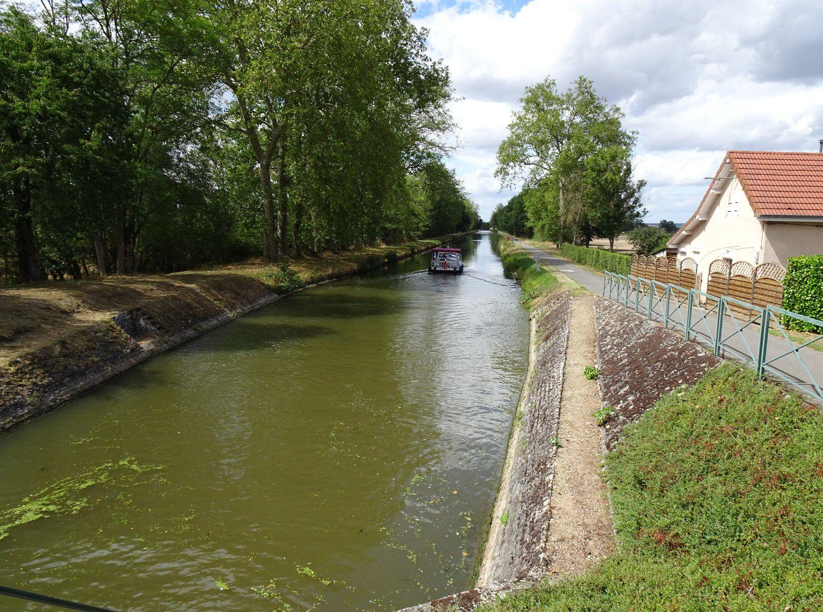 Le Tour de Bourgogne - Etape 6 - Génelard/Bourbon-Lancy - 77,1 km