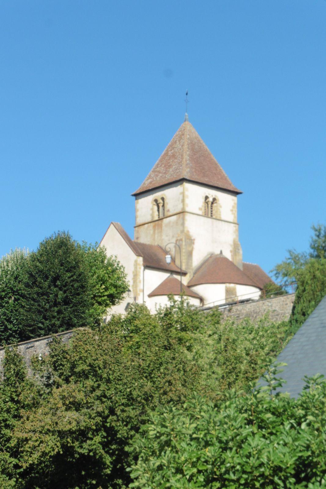 Le Tour de Bourgogne - Etape 8 - Cercy-la-tour/Ruages - 76,7 km
