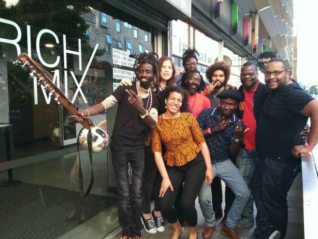 Boubacar Kafando & The Zaama Nooma band with Caro Sika at RichMix, London