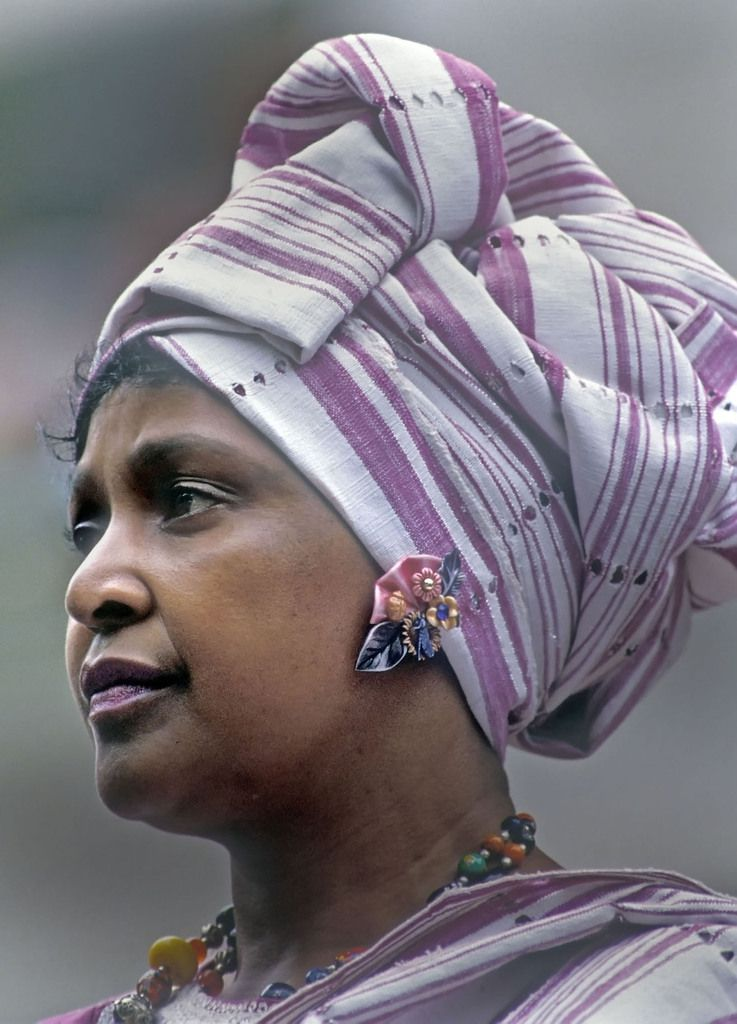 Winnie Mandela Leader of a Nation