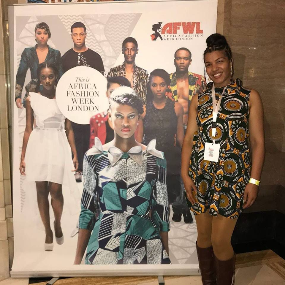 Caro Sika at AFWL LONDON 2018