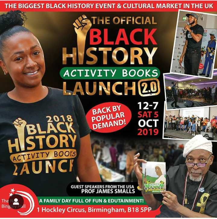 Black History Activity Books - A huge success!!