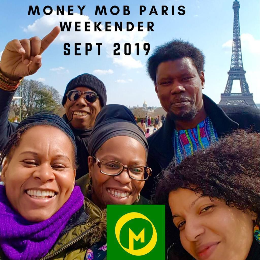 Launch of Moneymob in Paris in September 2019