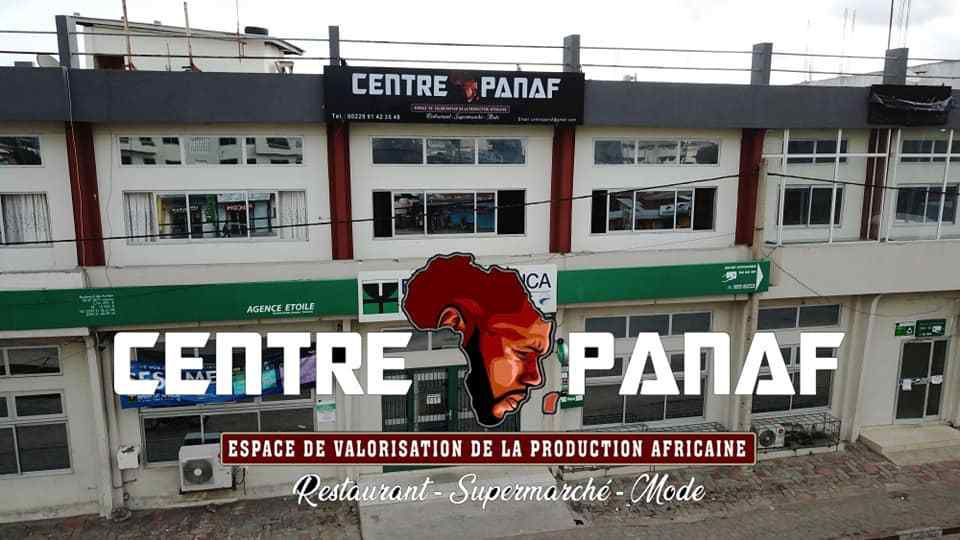 First Panafrican Centre in Cotonou, Benin to open on 25th May 2019!!
