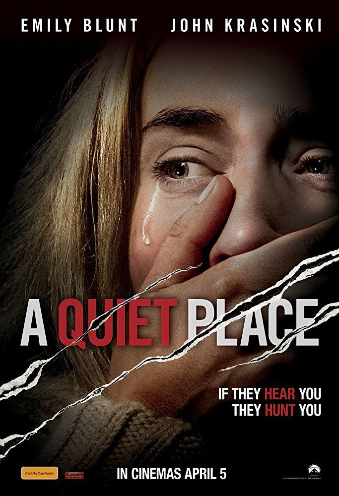 W A T C H 720p A Quiet Place English 2018 Full Movie Online