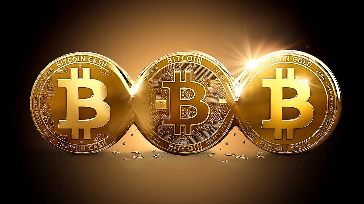 Bitcoins Aren't Physical, Despite There Being Many Images Of The Coins