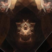 Miroir dans l'art 1 - David avec la tête de Goliath (Le Caravage, Rome)