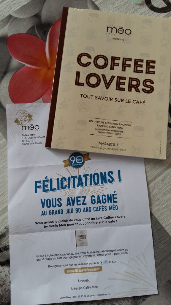 Concours gagnant Meo