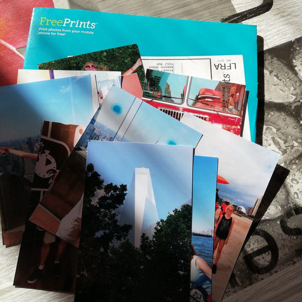 Mes reçus du jour ! 😊 Bon plan 10 photos de chez Freeprints gratuites. #Serialtesteuse #jaimecequejefais
