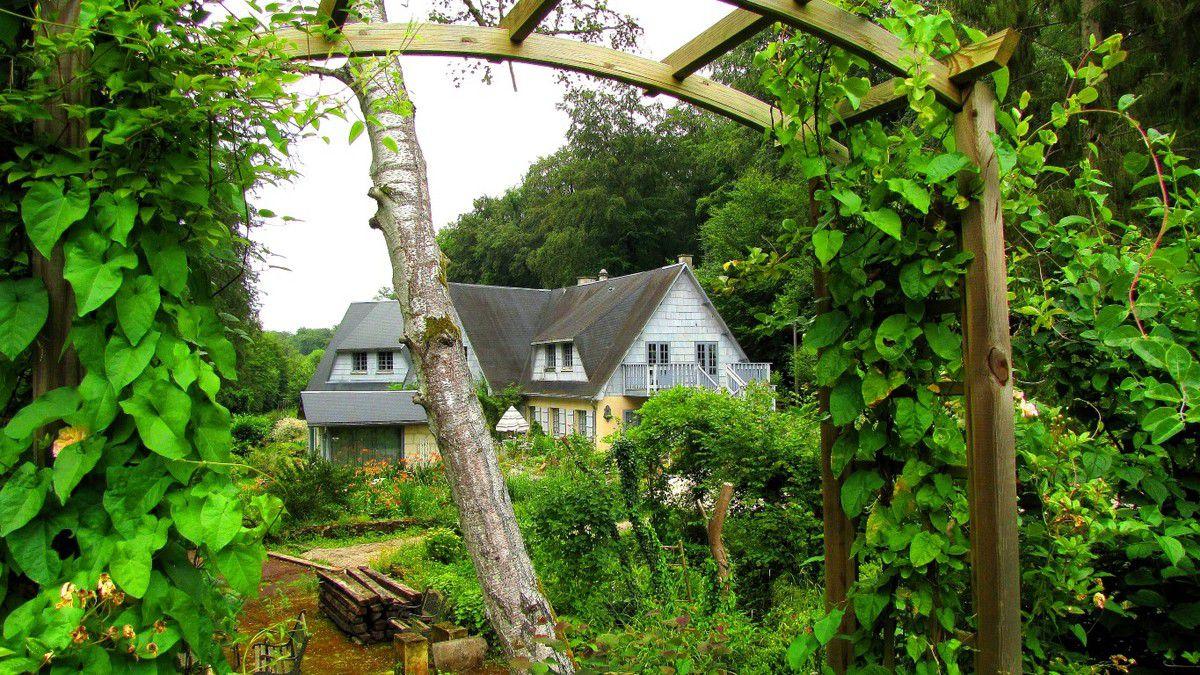 Randonnée en forêt de Compiègne_ruines gallo-romaines de Champlieu_les Petits Monts
