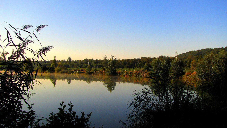 l'étang de l'Etot