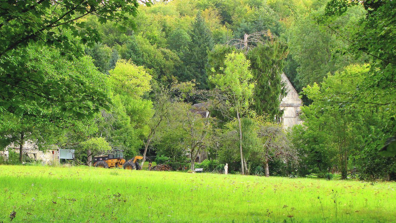 ancien Prieuré Saint-Nicolas de Courson