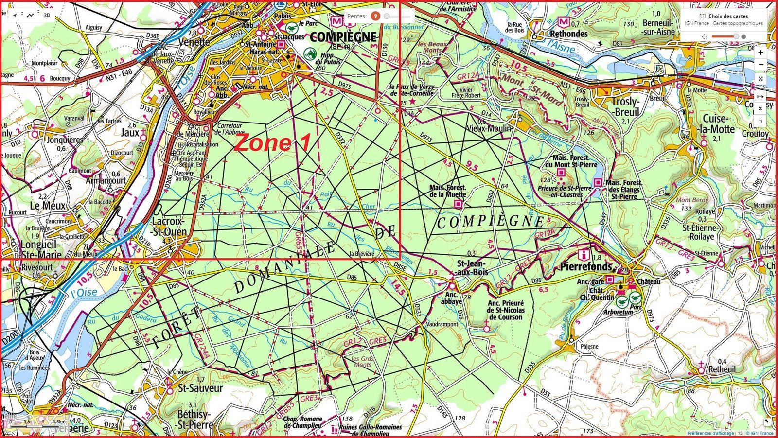 carrefour_Route de la Faisanderie_D973