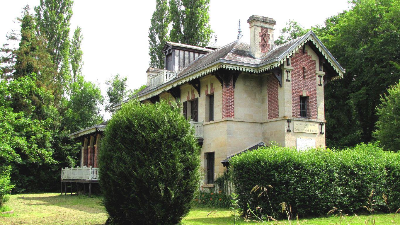 La Maison Forestière des étangs Saint-Pierre