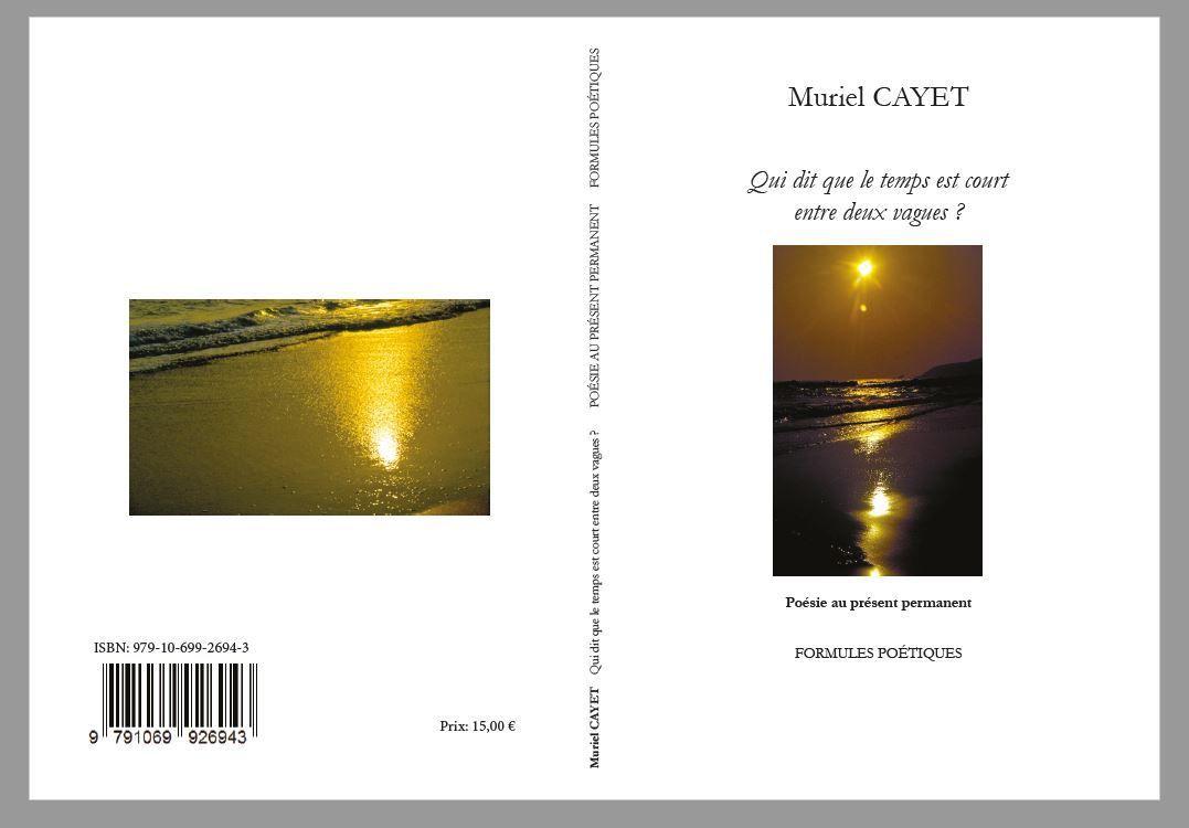 Recueil de poèmes à paraître - Muriel CAYET