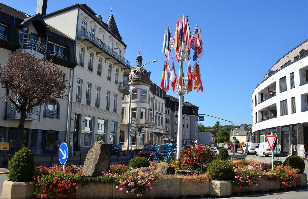 Jour 23 - 12 septembre - Schengen