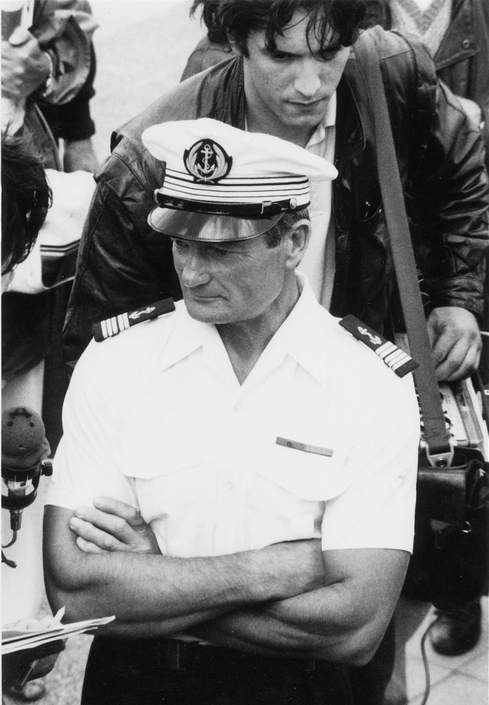 RT @MarineNationale: Il y a 20 ans, Eric Tabarly...