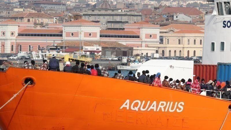 #migrants #Aquarius #Gayssot Refuser les vagues...