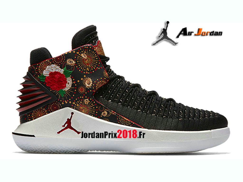 877bfecf707 The Air Jordan 32 will now join the Air Jordan 6 as both models will  celebrate the upcoming Chinese New Year scheduled for early 2018.