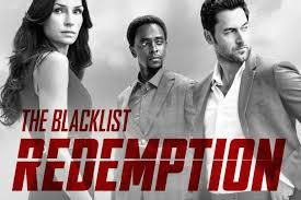 Blacklist Redeption. série Américaine. Série TV