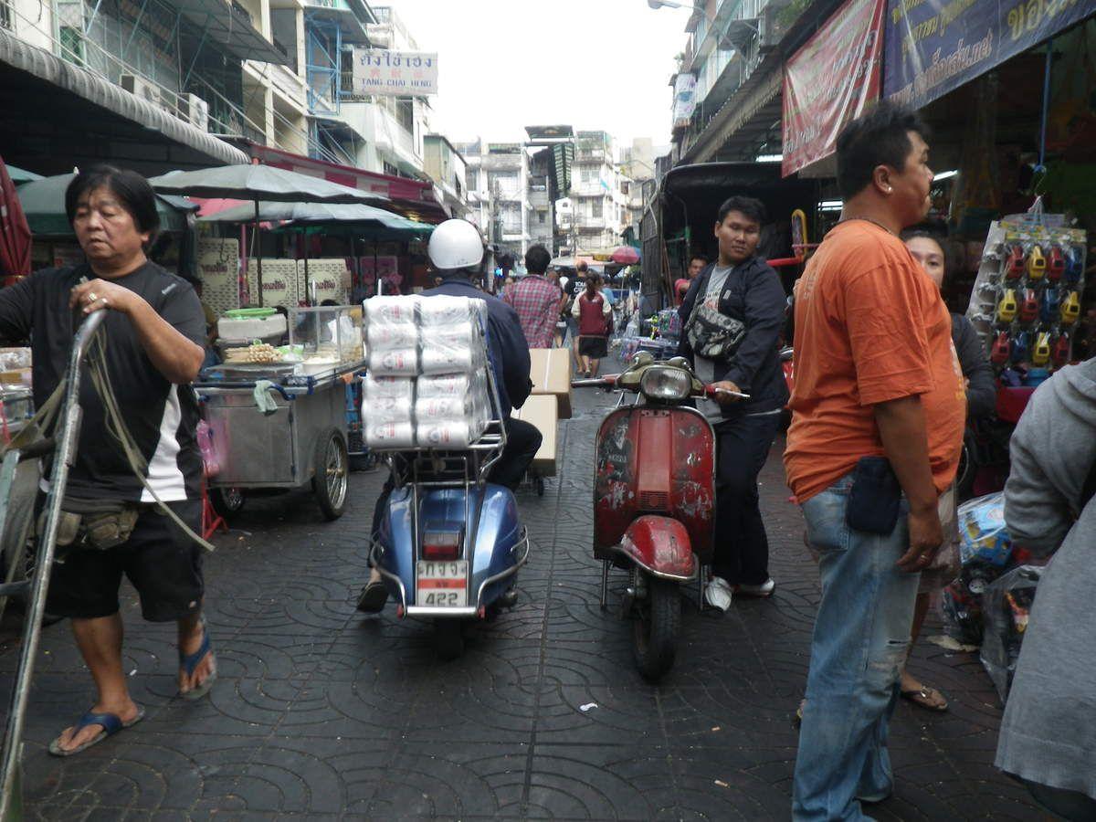 Zum Anschauen: Impressionen aus Thailand