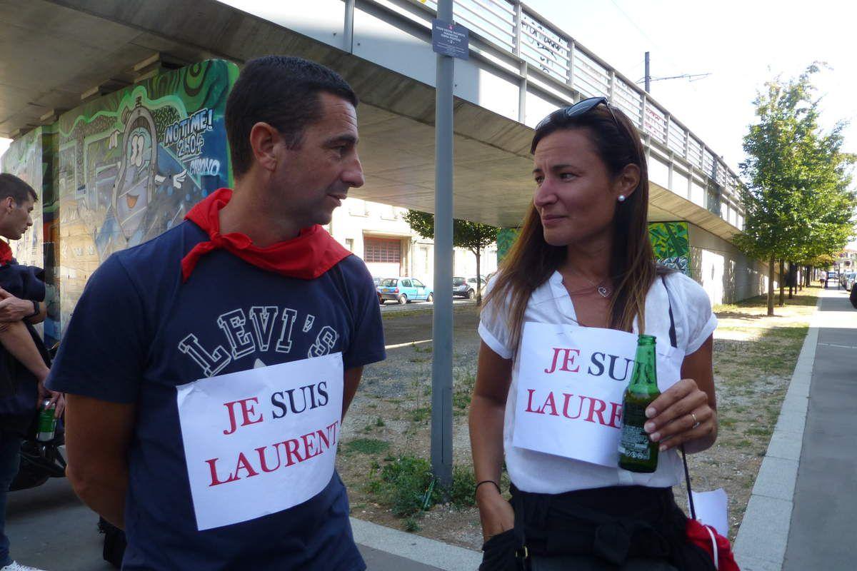Je suis Laurent !