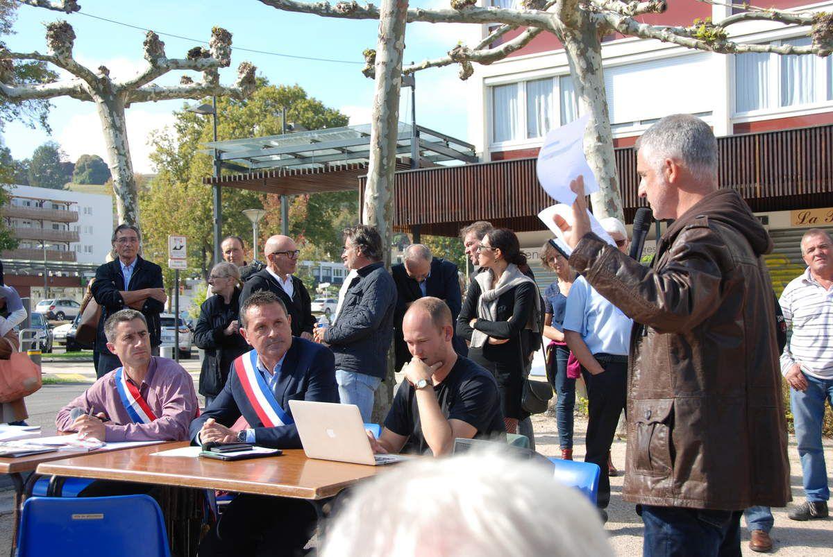 SANOFI | RUFFIN lance une commission d'enquête officieuse et décentralisée à Mourenx