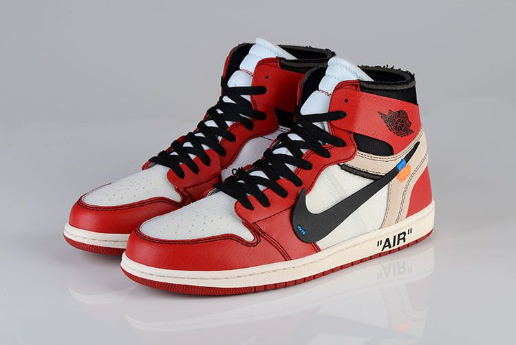 592eac2bf Classic Collection UA Off Whte X Nike Air Jordan 1 Shoes is Now on ...