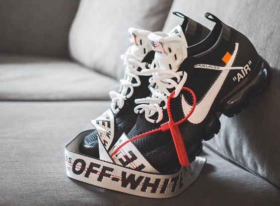 50bc00e4f This will be one of many shoes the genius Virgil Abloh has worked on with  Nike. In 2017