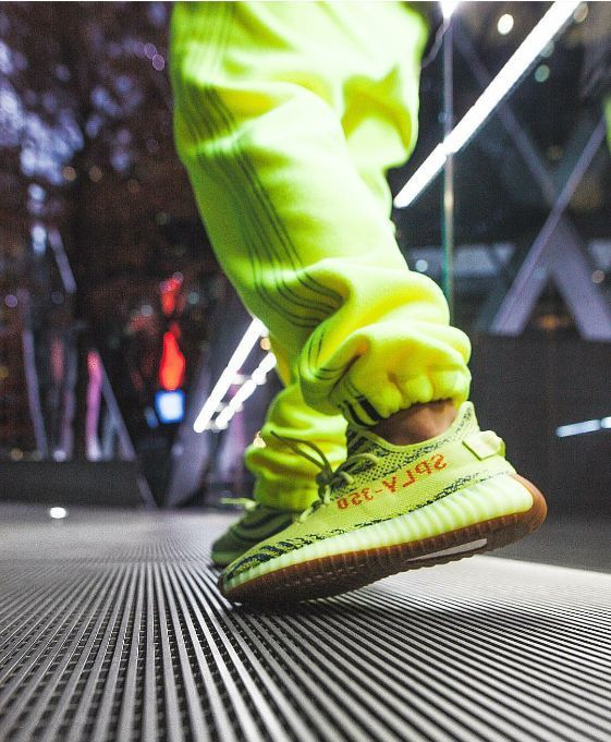 e9b435b6c81 Adidas + KANYE WEST announce a new YEEZY BOOST 350 V2 release. On November  18th we will see the release of the YEEZY BOOST 350 V2 Semi Frozen  Yellow Grey ...