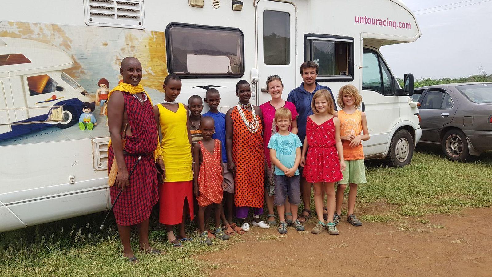 Rendez-vous en terre masaï