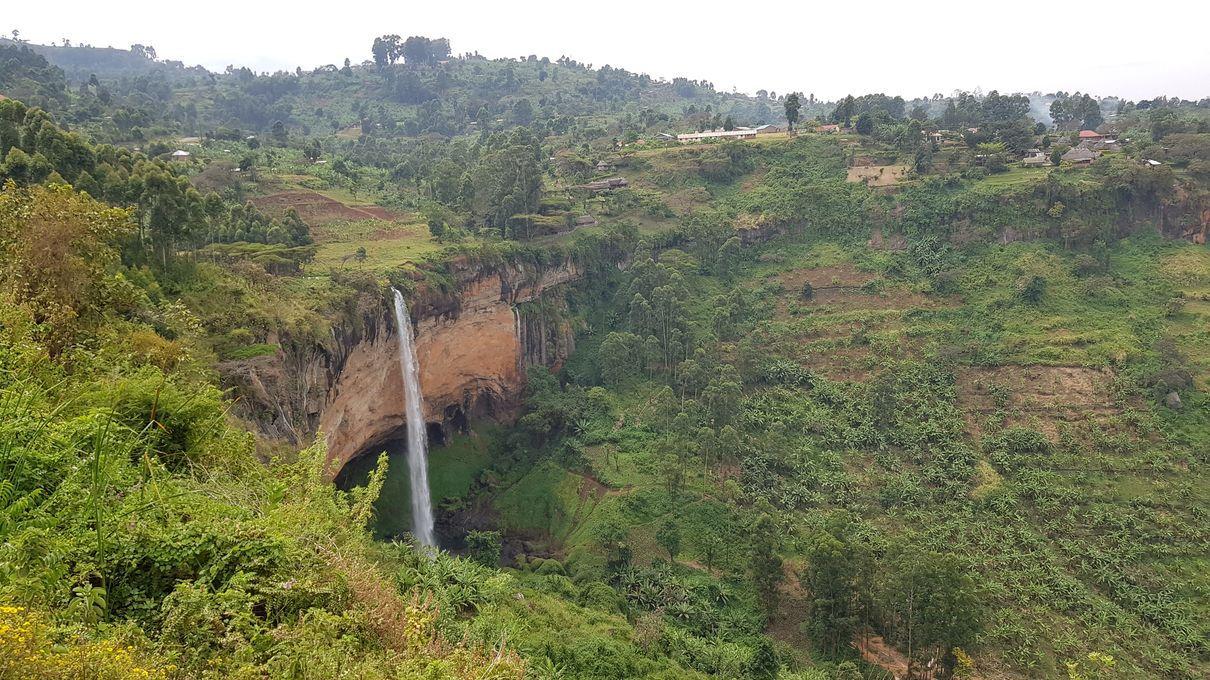 1ers jours en Ouganda