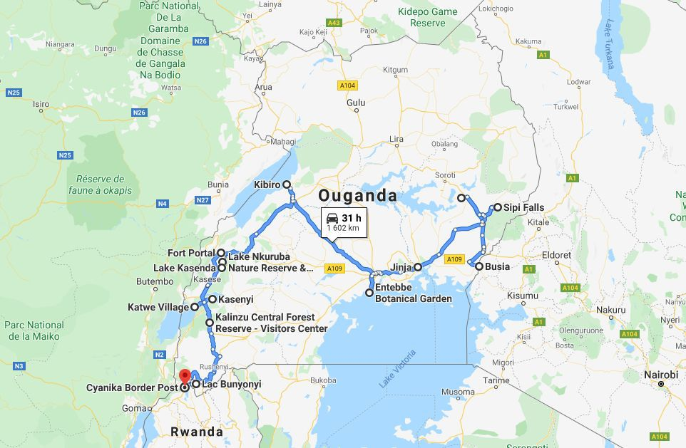 Voyager en Ouganda en camping-car : infos pratiques et bilan