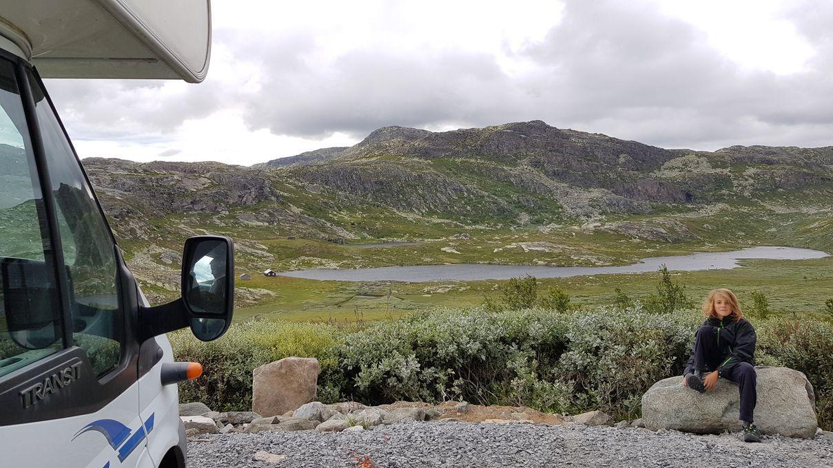 Premiers jours en Norvège