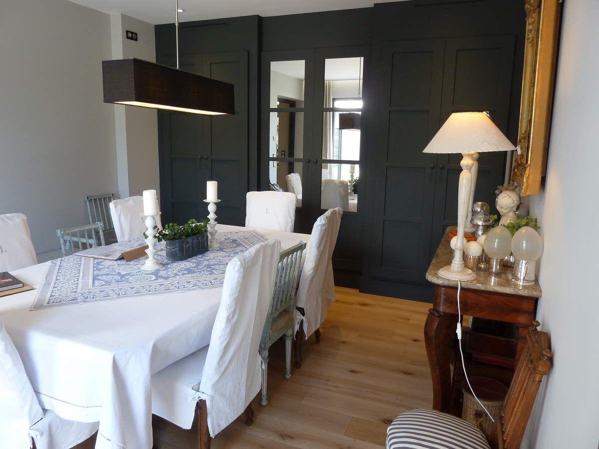 Meuble salle à manger noir - Spirit wood